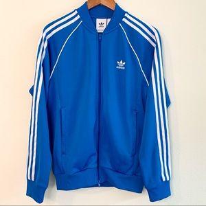 Adidas SST Blue Track Jacket